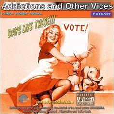 #today #throwback #indie #rock #alternative #dj #listen 11:00AM-1:00PM EST bombshellradio.com Addictions 204 recorded last year at this time when Canada was heading to the Voting polls. Seems appropriate to return to today. #radioshow #vote  Addictions Podcast 204  parker BOMBSHELL  http://ift.tt/2eHFlOO  Addictions Podcast 204  parker BOMBSHELL parkerBOMBSHELL addictions podcast 204 dlt Addictions and Other Vices Podcast 204  Days Like These!!! Addictions and other Vices Podcast Hosted by…