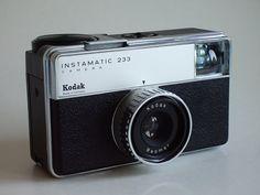 Photography gear - Kodak Instamatic