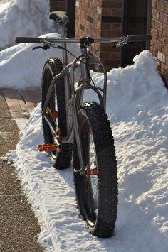 Black sheep - sexy fat bike. Adventure awaits at www.elevationresort.com
