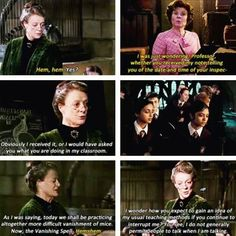 10 times Professor McGonagall proved she was the best character in Harry Potter - CosmopolitanUK