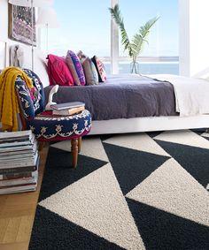 Super cool rug.