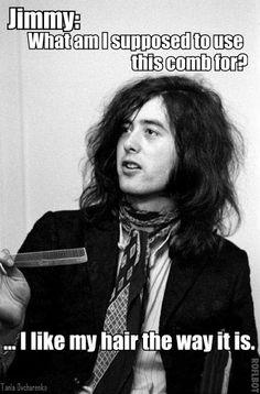 Nice hair,Jimmy!!!