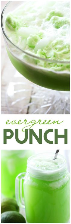 Evergreen Punch