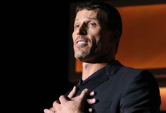 Tony Robbins: 6 Ways to Turn Fear into Power - Video - @Helen George #Nextchapter