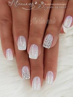 Easy Spring Nails & Spring Nail Art Designs To Try In Simple spring nails colors for acrylic nails, gel nails, shellac spring nails, as well as short spring nails. These easy Spring nail art ideas with flowers, glitter and pastel colors are a must try.