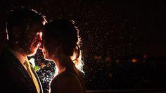 night time dramatic bridal portrait arlington va - leo druker