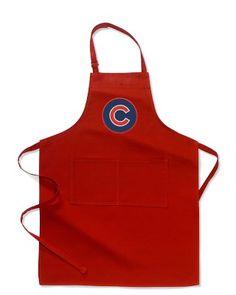 MLB™ Chicago Cubs™ Adult Apron #williamssonoma