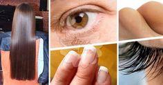 Fantástico! Óleo de rícino: a solução natural para cílios, sobrancelhas e cabelos - # #cílios #hidrataçãocabelos #óleoderícino #sobrancelhas