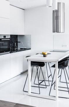 Apartment in Vilnius by Dizaino Virtuve http://interior-design-news.com/2016/08/19/apartment-in-vilnius-by-dizaino-virtuve/