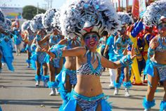 We provide an insiders' guide to Carnaval de Barranquilla 2020 in Colombia, the second largest carnival in the world, which is on February 22 to 25 in