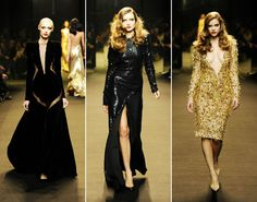 Alexandre Vauthier...totally fits my mood today. Love it