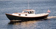 Click for more photos of the 27' St. Pierre Dory