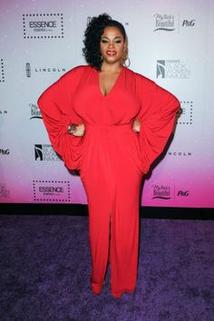 Jill Scott makes sure not to be missed at the 2013 Essence Women in Music celebration.