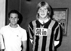 STROMBERG GLENN ARRIVAL BG 1984 09 - Bergamo Post