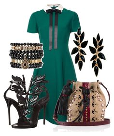 """Untitled #127"" by carolynberrios on Polyvore"