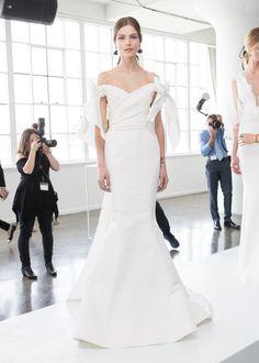 Best of Bridal Week: Marchesa Wedding Dress Collection 2018