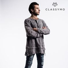 Exklusiver Longsleeve mit ZIP in unserem Onlineshop erhältlich. Exclusive Longsleeve with ZIP available in our online shop  www.classymo.com  LINK IN BIO. #classymo #tempelheim #longsleeve #outfitoftheday #fashion #mensfashion #shopping