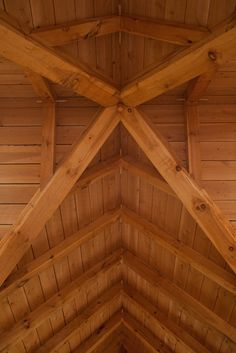 intersecting gable roof in a timber framed building tea houses