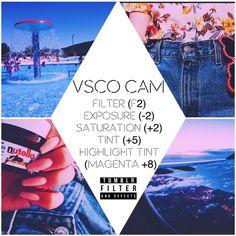 VSCOCAN tumblr efects - Pesquisa Google