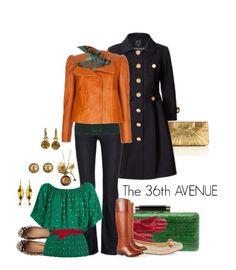 Casual Fall-Winter Outfit by the36thavenue.com Plus more outfit ideas!