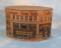 Dobbs Hats, Men's Vintage Hat Box found on Ruby Lane
