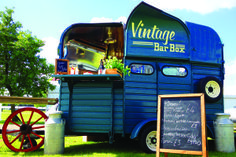 Vintage Bar Box provided a popup Pimms bar at South of England Food & Drink Festival, Ardingly, home of Sussex Agricultural Show. Coney Island, Jamie Oliver, Food Truck, Converted Horse Trailer, Volkswagen T1, Horse Box Conversion, Catering Van, Coffee Trailer, Bar Hire