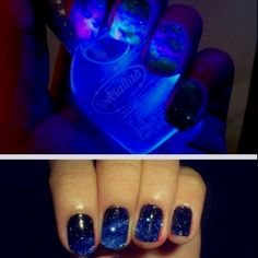 Amazing finger nail polish!  I don't know what this is but I want it!
