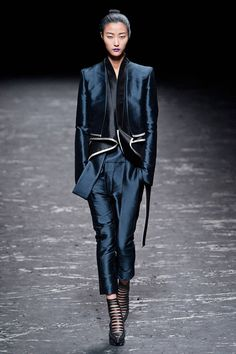 Haider Ackermann Spring 2013 RTW Collection - Fashion on TheCut