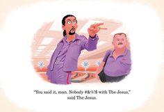 josh cooley illustrations