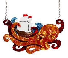 NEW ERSTWILDER - OCEAN VIBES II. kraken 0897