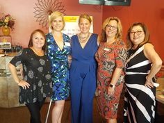 """The Park Ridge Chamber hosted our Women in Business Networking Breakfast at the Sunrise Grill on July 28. Guests enjoyed a fabulous buffet breakfast and dozens of raffle prizes as Melissa Thornley presented, """"Busting the Myth of Work-Life Balance"""". Join us next month n August 25 as Mary Erlain presents, """"Selling to the 5 Generations in the Marketplace""""."""