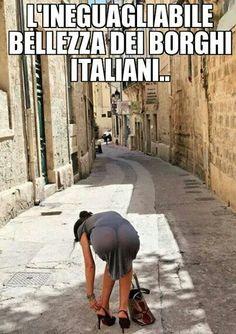 I borghi d'Italia!