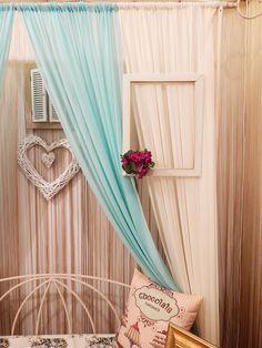Arcada nunta pentru photo corner Wreaths, Curtains, Weddings, Home Decor, Blinds, Decoration Home, Door Wreaths, Room Decor, Wedding