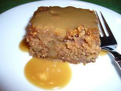 Baked Apple Pudding - Family Heritage Recipes