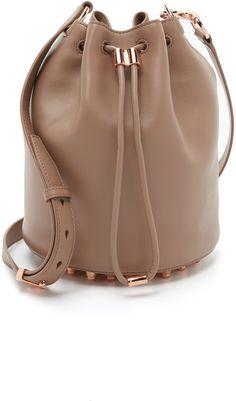 alpha bucket bag @prabalgurung1