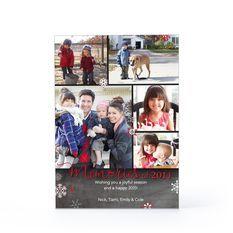 2014 Memories - Christmas Cards - Hallmark