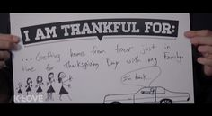 The guys of Switchfoot let us know what they're #thankful for! What about Y O U? Share with us on our Facebook page here: https://www.facebook.com/kloveradio