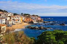 Отличный отдых в Испании! #prostovisa #простовиза #визависпанию #испанскаявиза #Испания #Коста_Брава #море #пляж