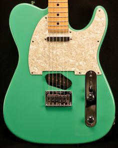 Anderson T Classic Seafom Green Electric Guitar