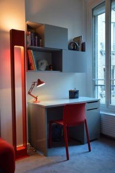 220m² - Paris 16e aménagé et décoré par la décoratrice d'intérieur Vanessa Faivre