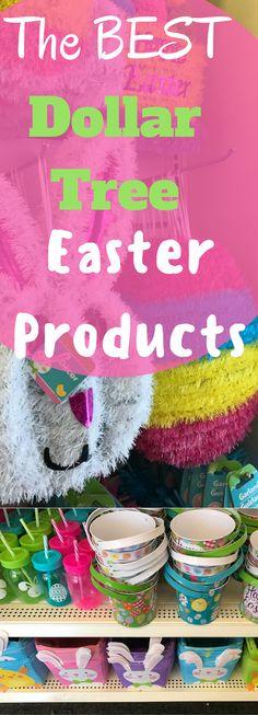 Dollar Tree Easter / Easter Dollar Tree / Easter Dollar Store / Easter Ideas / Frugal Easter Ideas / Easter 2017 / Easy Easter Ideas / Easter Ideas for Kids