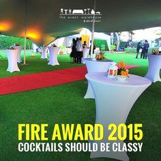 FIRE AWARDS! http://www.theeventwarehouse.co.ke