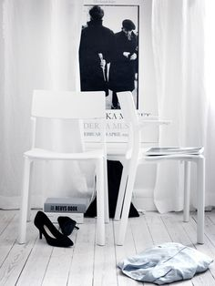 Janinge IKEA Chair (picture by Livet Hemma)