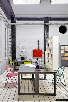 Forum Design Co-Working Space // Olga Evdokimova & Natalya Anakhina | Afflante.com