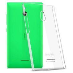 Imak Crystal Transparent Hard Cover Case Skin for Nokia X2 X2 Dual SIM RM-1013