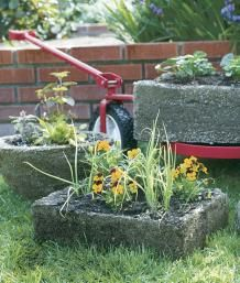 This is the most thorough article on the subject. Make a Hypertufa Trough | Fine Gardening