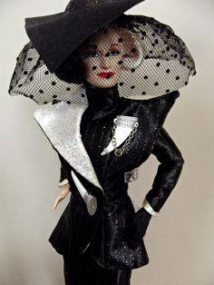 Mattel Dolls, Bjd Dolls, Cruella Deville, Smart Doll, Barbie Collection, Monster High, Fashion Dolls, Doll Stuff, Anime