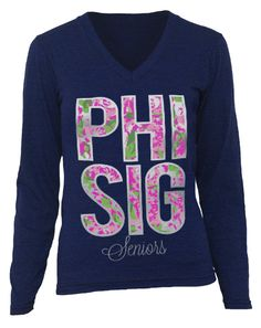 Phi Sigma Sigma www.adamblockdesign.com