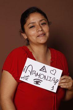 Harmony, Janet Blancas, Informática, Monterrey, México.