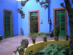 Casa Azul- Mexico